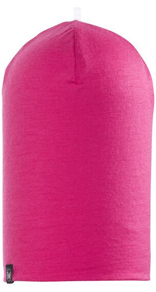 Buff Merino Wool Hoofdbedekking Dames roze